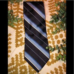100 % silk men's Tiffany and co tie